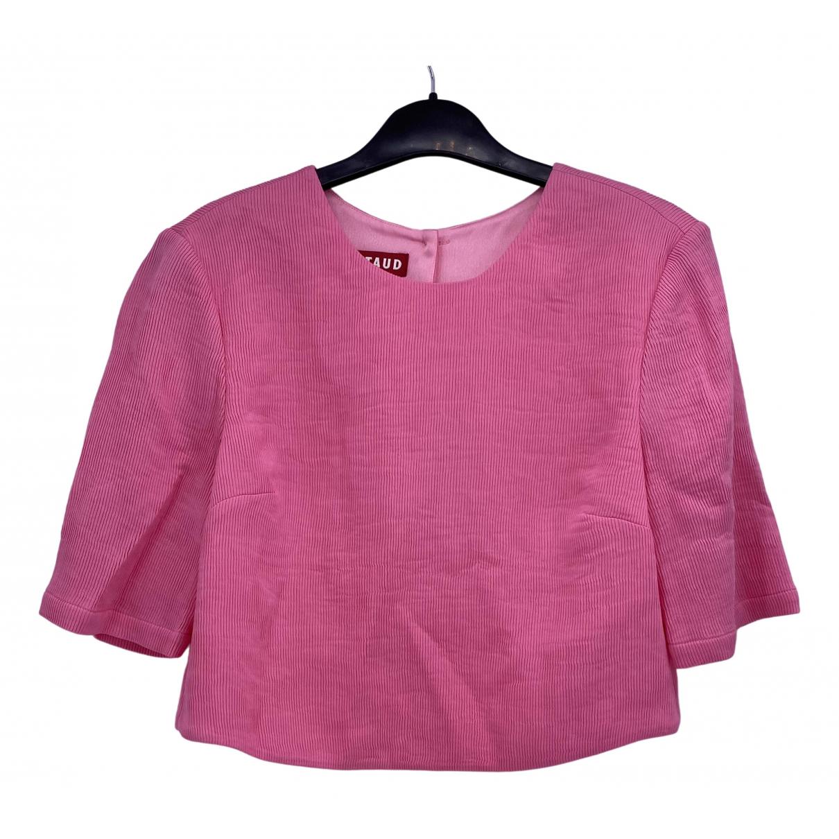 Staud - Top   pour femme - rose