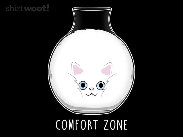 Comfort Zone T Shirt