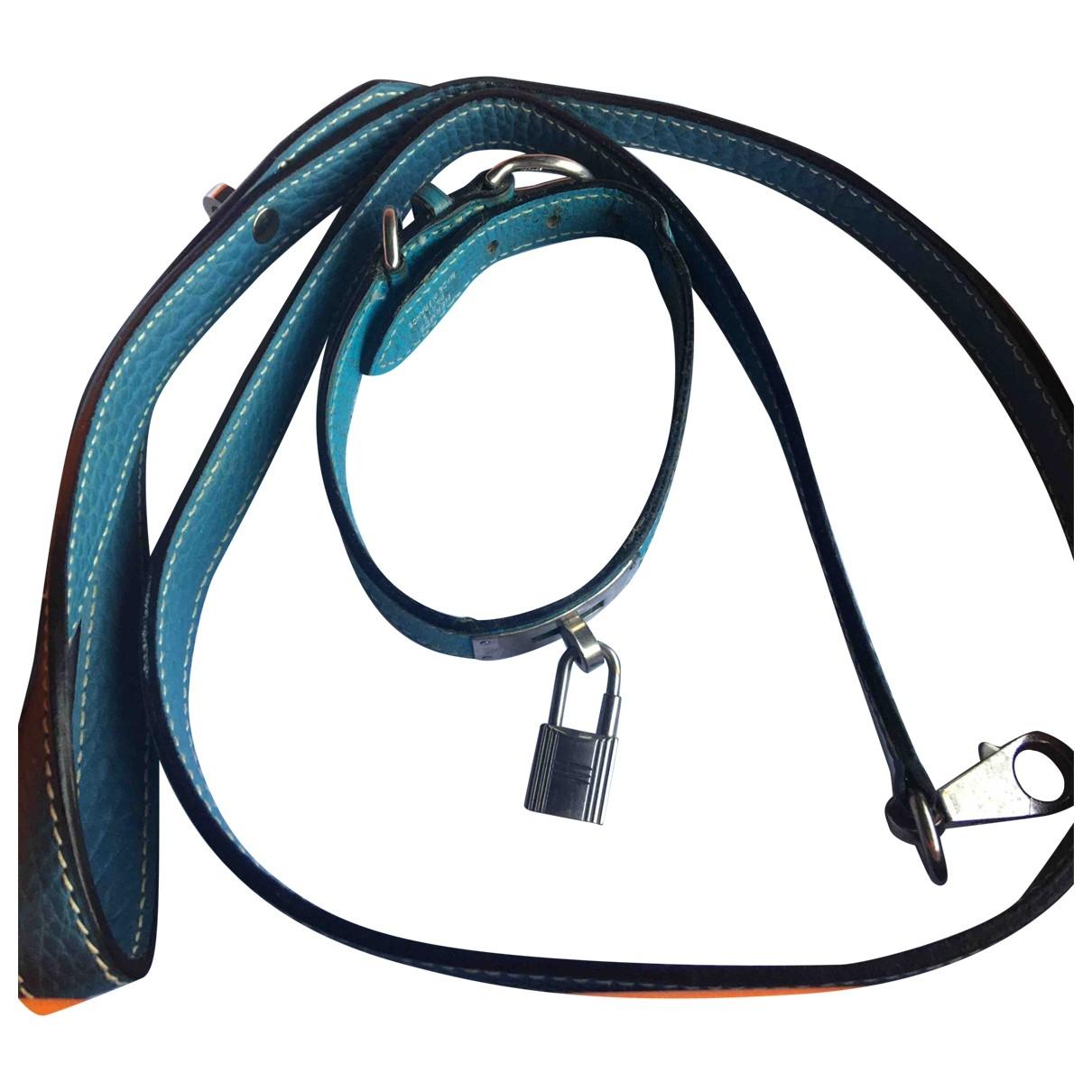 Hermes - Accessoires   pour lifestyle en autre - bleu