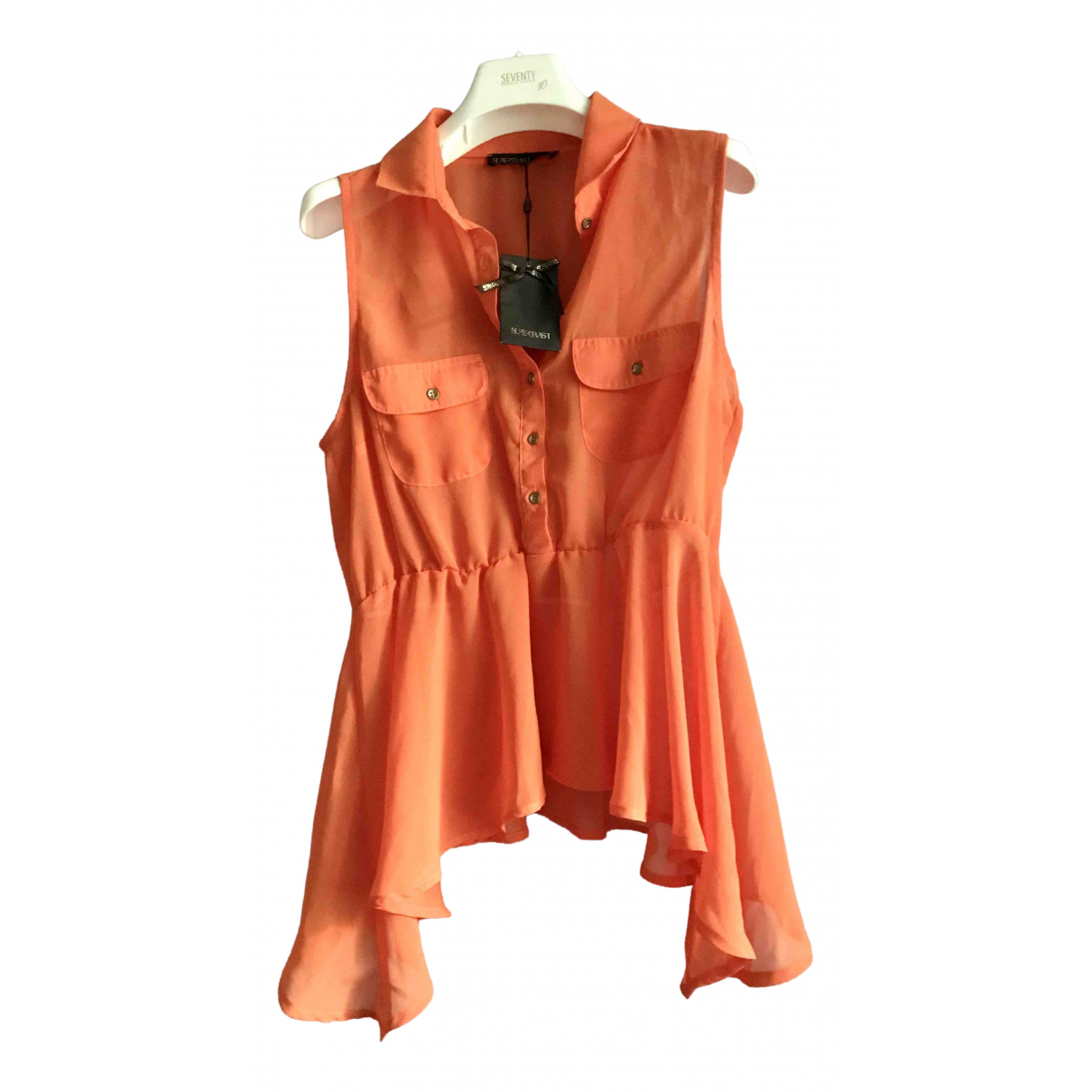 Supertrash - Top   pour femme - orange