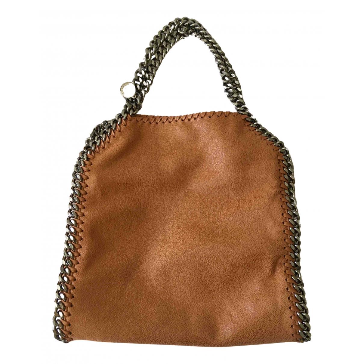 Stella Mccartney Falabella Camel handbag for Women \N