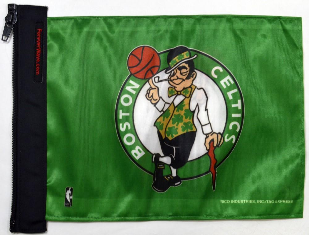 Forever Wave 5422 Boston Celtics Flag
