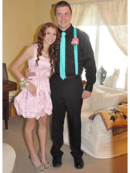 High School Homecoming Outfits For Guys Casual Package Cyan