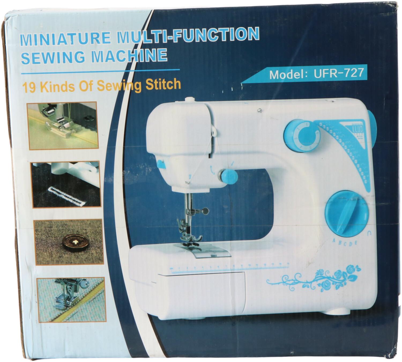 Ukicra Miniature Multi-Function Sewing Machine UFR-727