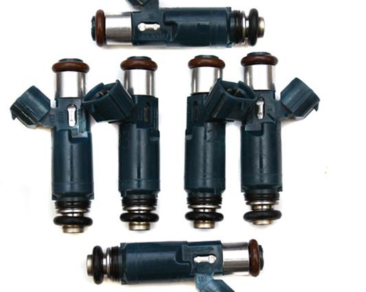 Deatschwerks 21S-05-0440-6 Top Flow Fuel Injector Set 440cc Nissan Maxima VQ35DE 02-03