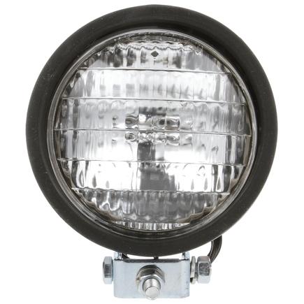 Truck Lite 80378 - Par 36 5 In. Round Incandescent Work Light, Blac...