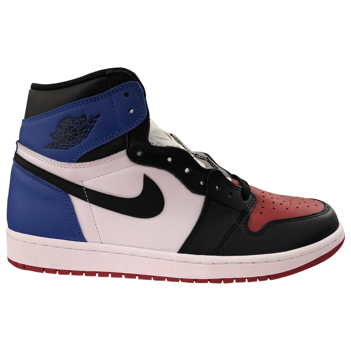 Jordan Air Jordan 1  Leather Trainers for Men 8 US