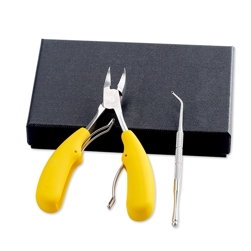 Ingrown Nail Clipper Set Finger Toe Trimmer Cutters Nail Manicure Tool Nail Scissors Cuticle