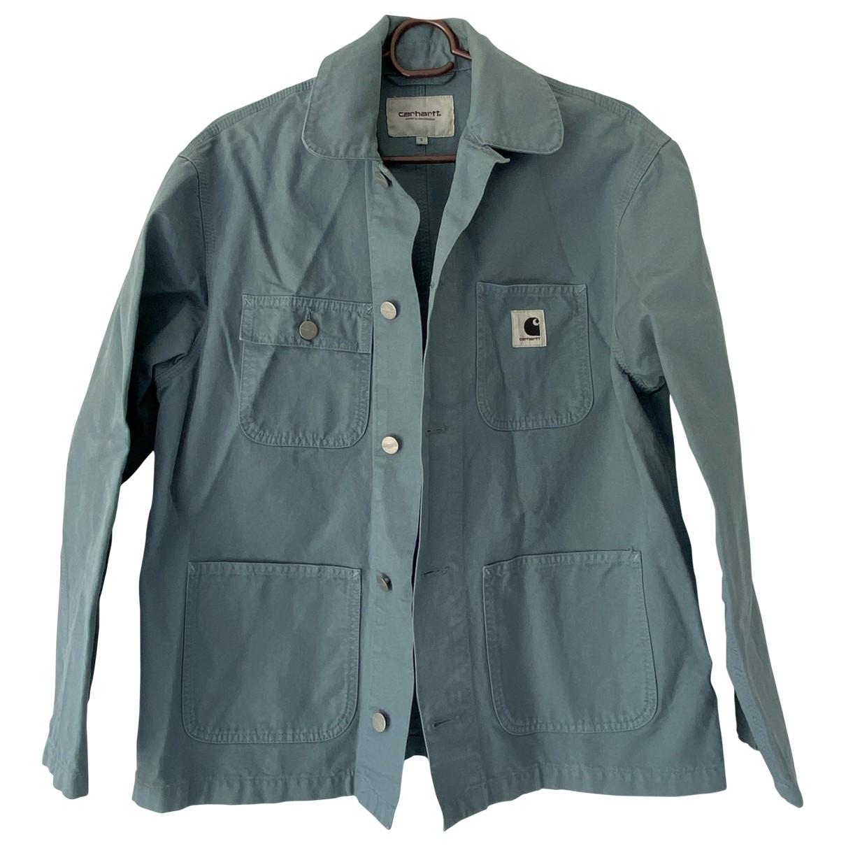Carhartt \N Blue Cotton jacket for Women S International