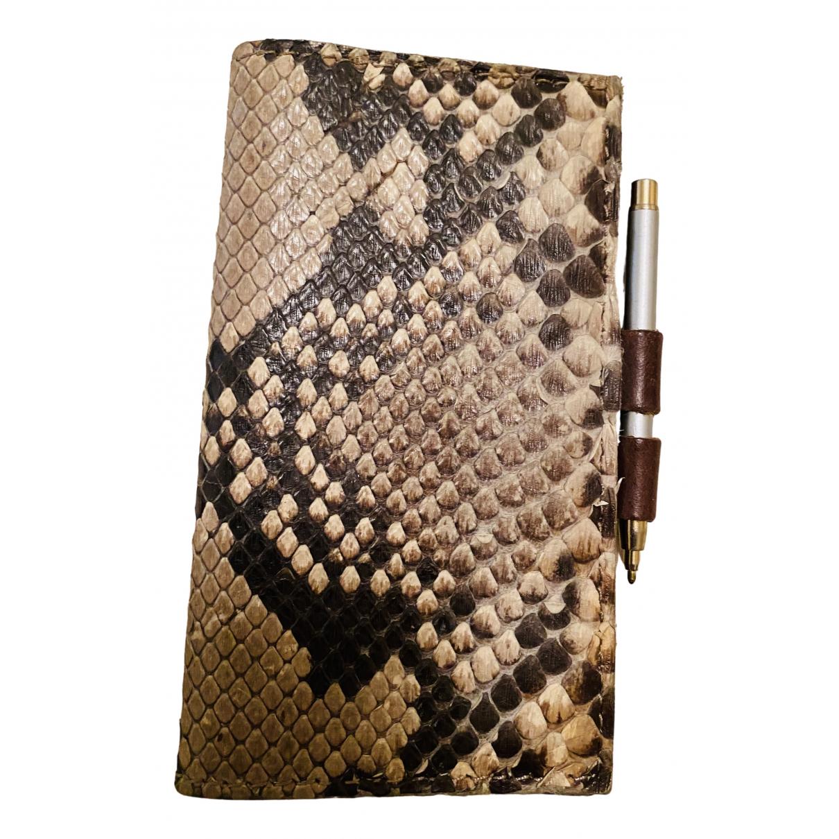 - Objets & Deco   pour lifestyle en python - beige