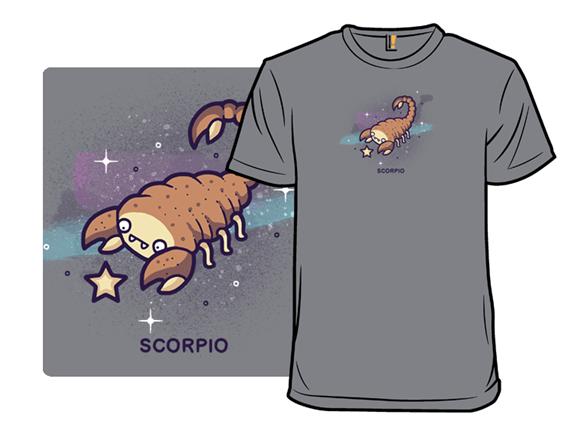 Scorpio T Shirt