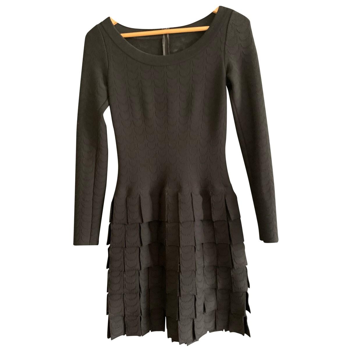 Alaïa \N Black dress for Women 36 FR