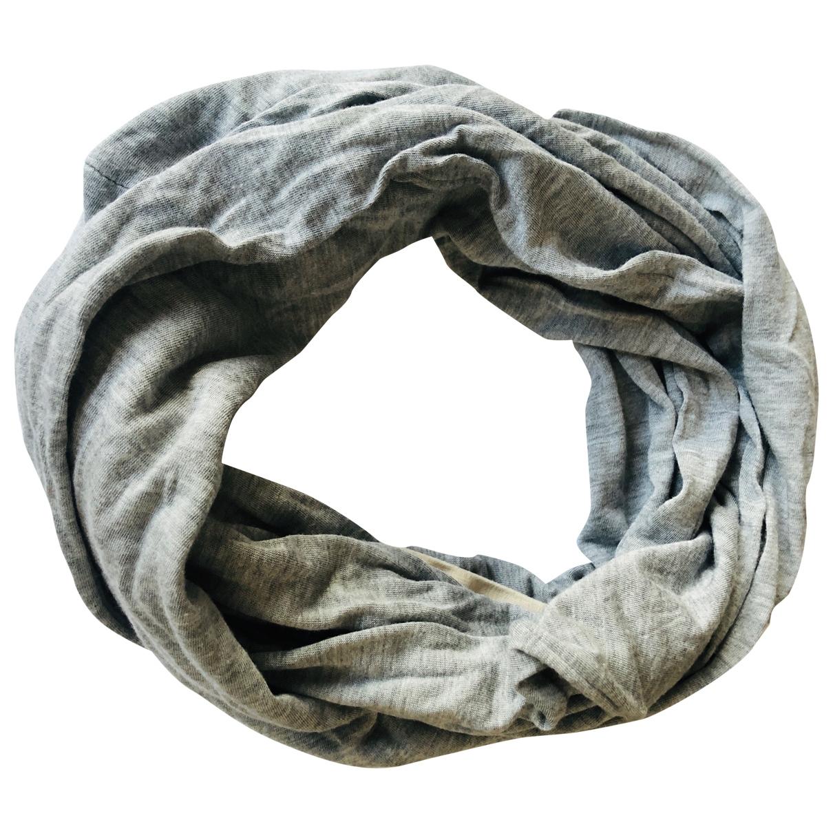 Maison Martin Margiela \N Grey scarf for Women \N