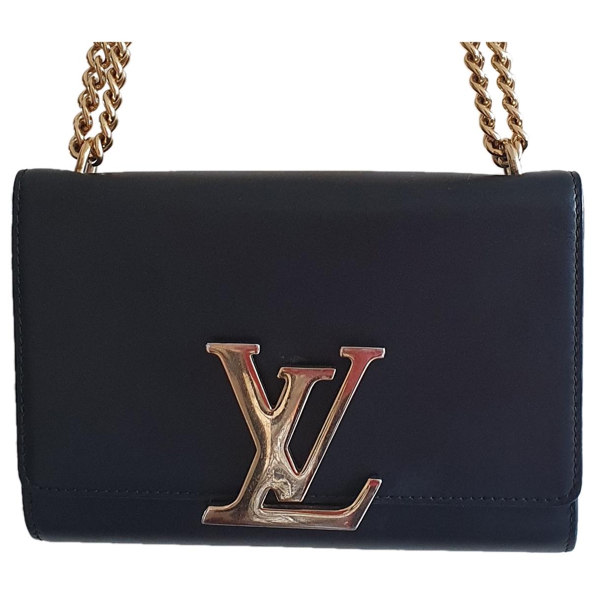 Bandolera Louise de Cuero Louis Vuitton