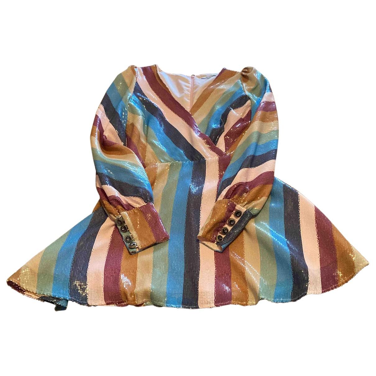 Olivia Rubin - Robe   pour femme en a paillettes - multicolore