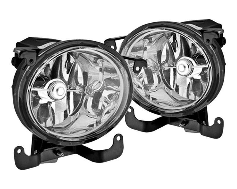 Winjet WJ30-0122-09 Clear Fog Lights Hyundai Accent 03-06