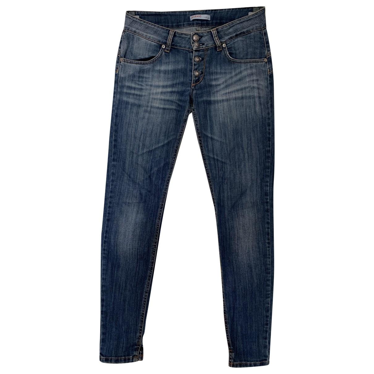 Liu.jo \N Blue Denim - Jeans Jeans for Women 31 US