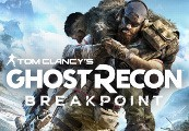 Tom Clancys Ghost Recon Breakpoint EU Uplay CD Key