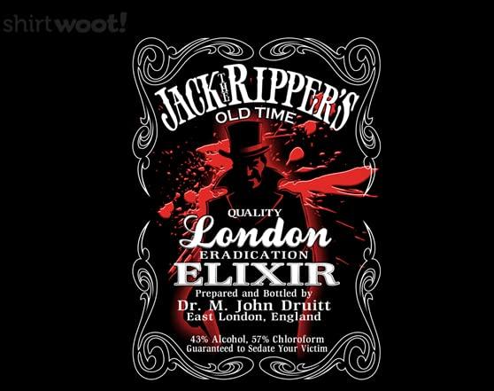 Jack's Elixir T Shirt