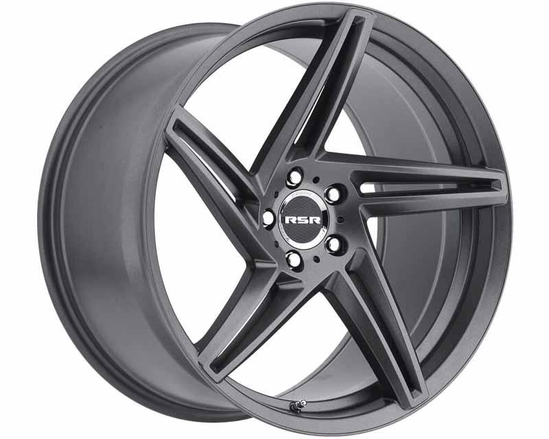 RSR Graphite  Type R802 Wheel 20x10 5x114.3 43mm