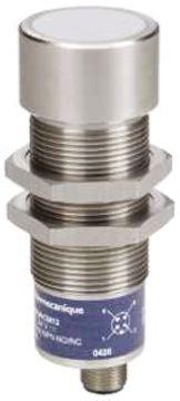 Telemecanique Sensors Ultrasonic Sensor Barrel M30 x 1.5, 50 → 1000 mm, Analogue, M12 Connector IP65