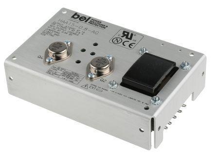 BEL POWER SOLUTIONS INC Embedded Linear Power Supply Open Frame, 100 → 264V ac Input, -5 V, 12 V Output, 1 A, 400 mA, 14W
