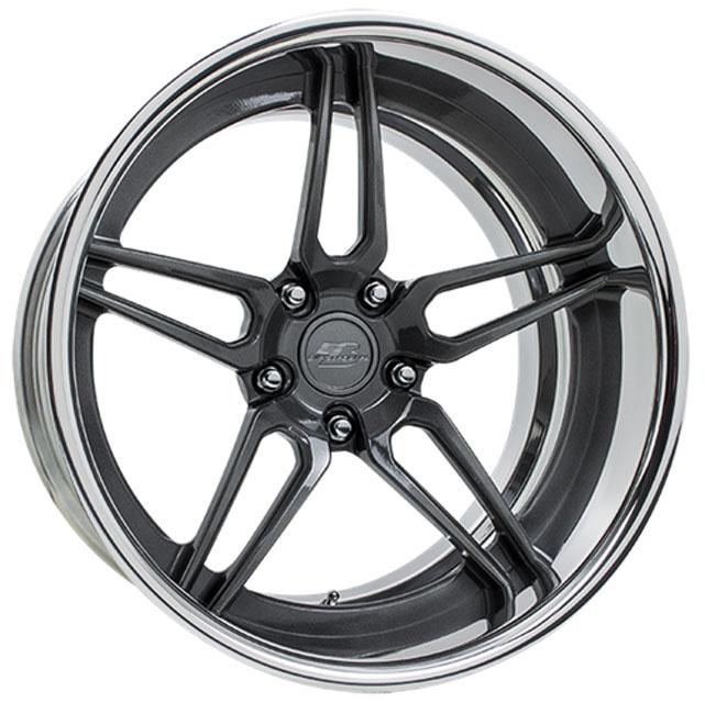 Billet Specialties MR65221Custom Razor Concave Deep Wheel 22x10
