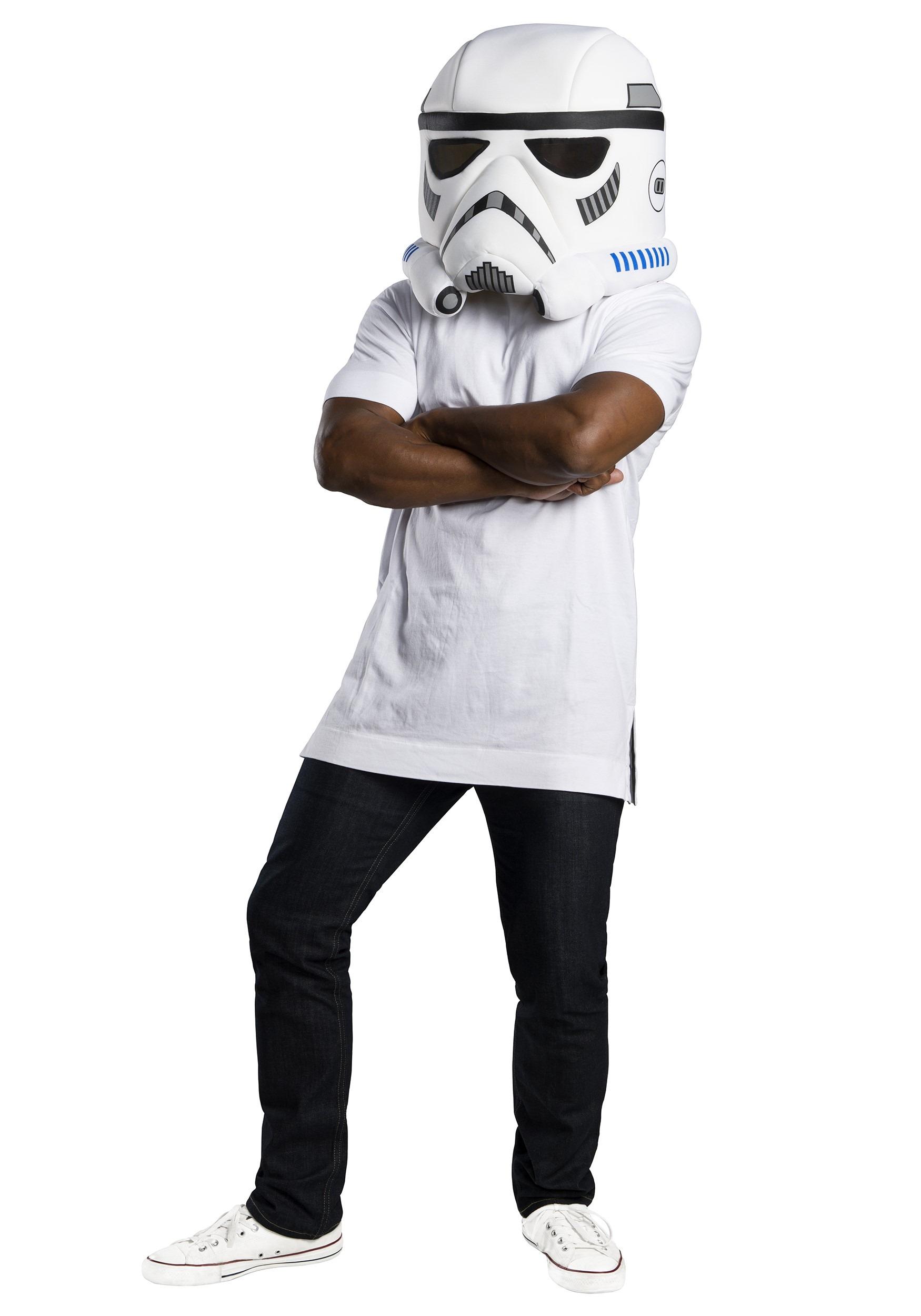 Star Wars Oversized Stormtrooper Foam Helmet for Adults