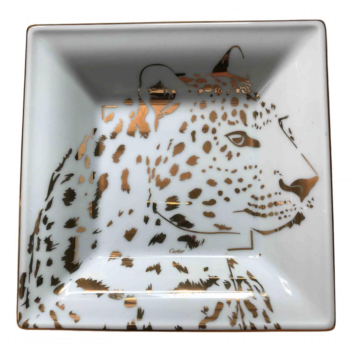 Vaciabolsillos de Porcelana Cartier