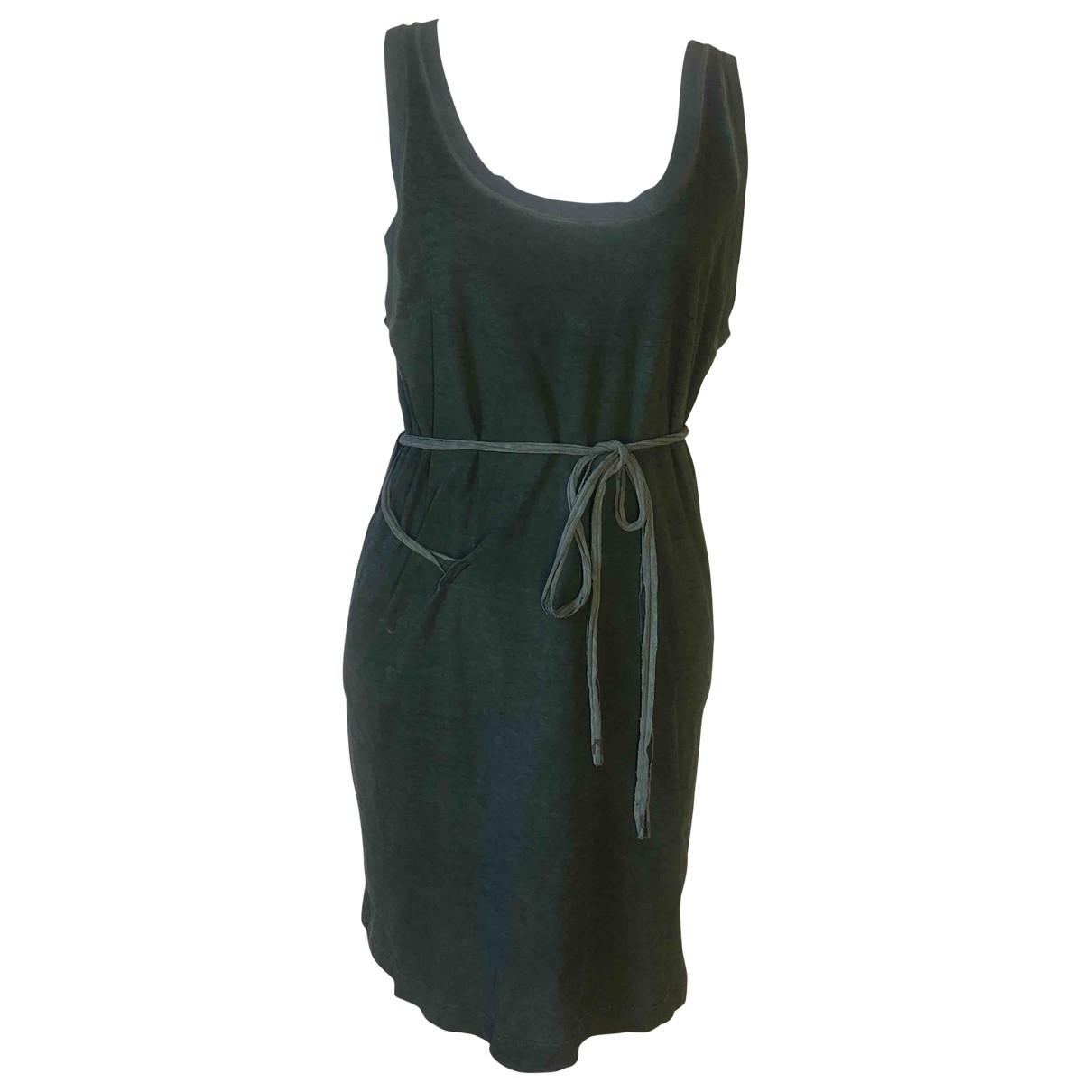Dsquared2 - Robe   pour femme en coton - vert