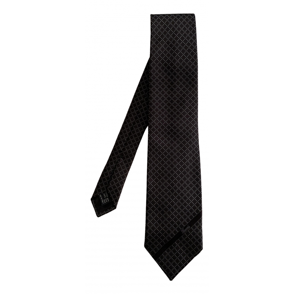 Corbata de Seda Gucci