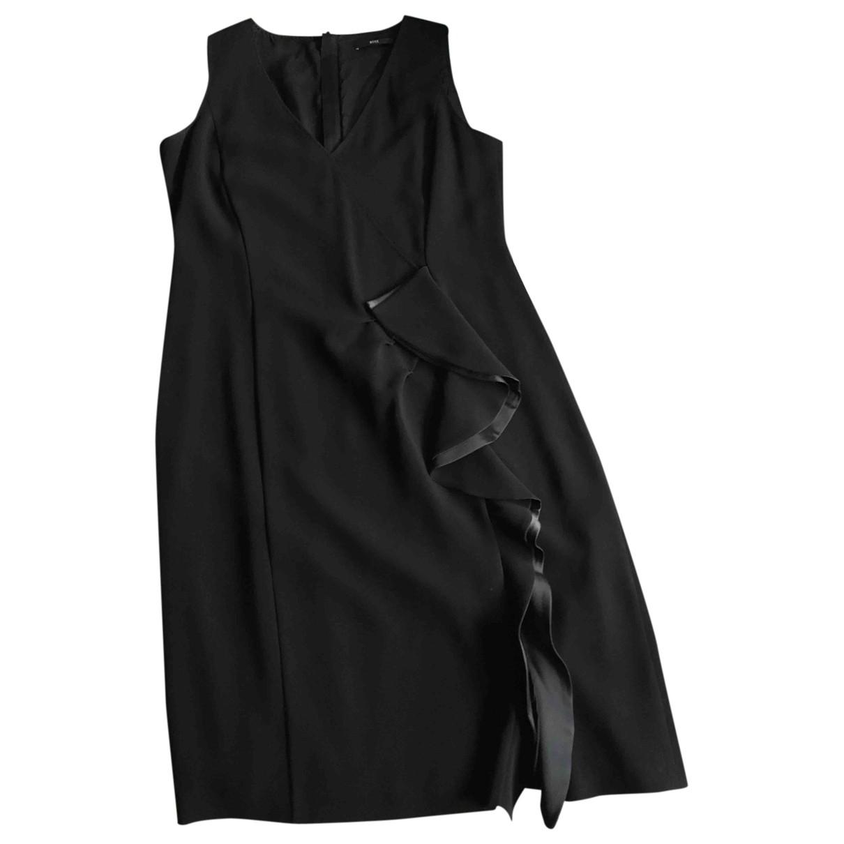 Boss \N Black dress for Women L International