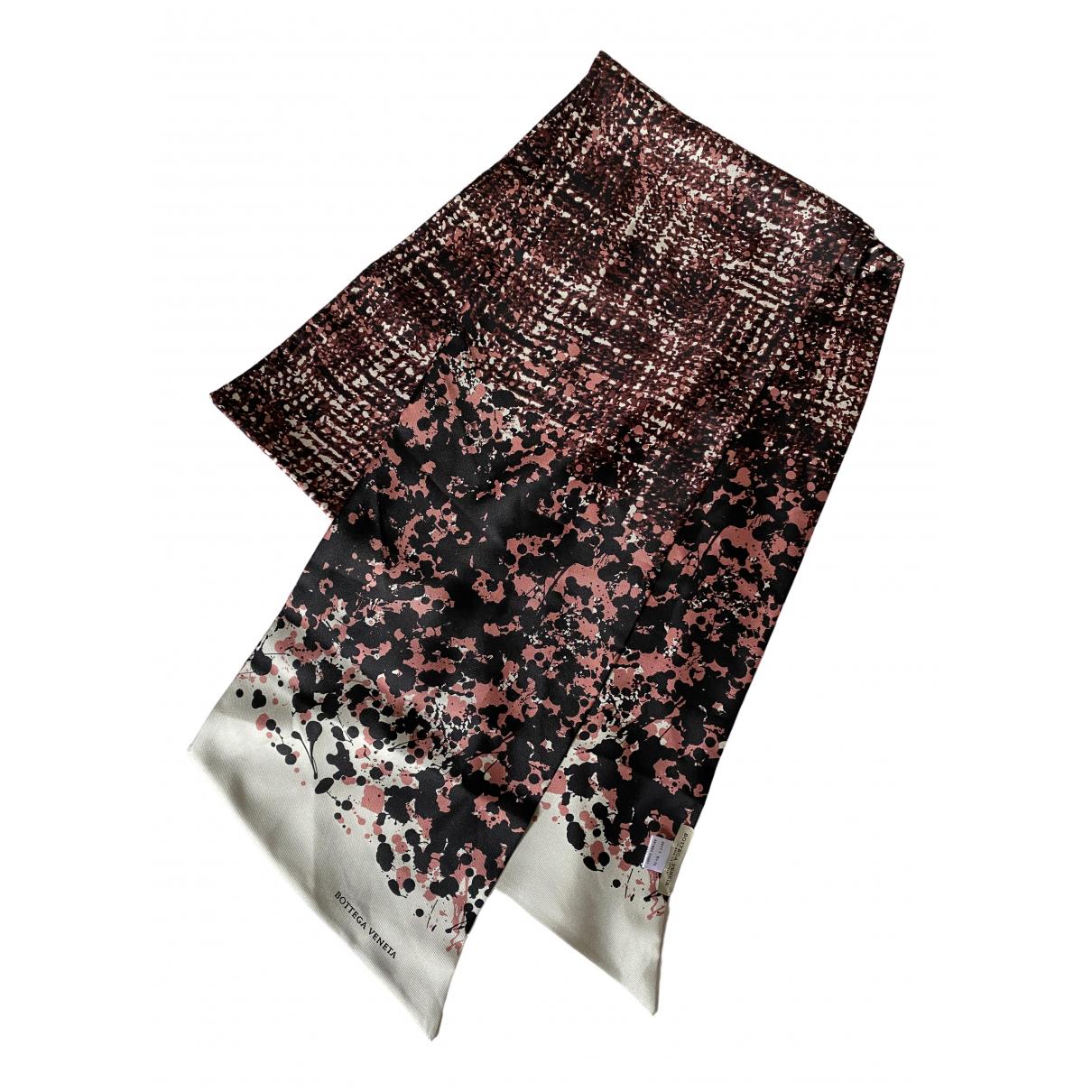 Bottega Veneta \N Multicolour Silk scarf for Women \N