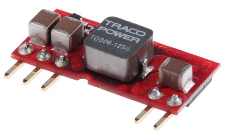 TRACOPOWER Non-Isolated DC-DC Converter, 0.75 → 5V dc Output, 6A