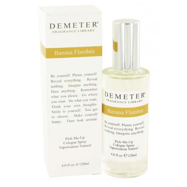 Demeter - Banana Flambée : Cologne Spray 4 Oz / 120 ml
