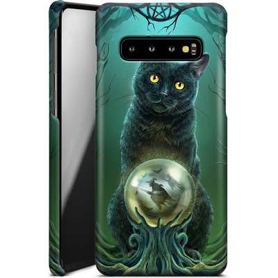 Samsung Galaxy S10 Smartphone Huelle - Rise of the Witches von Lisa Parker
