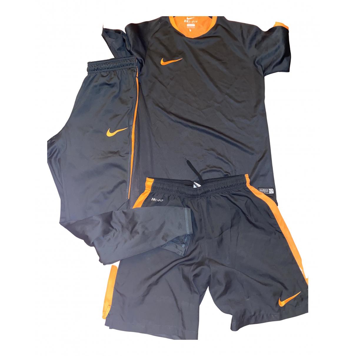 Nike N Black Silk Suits for Men S International