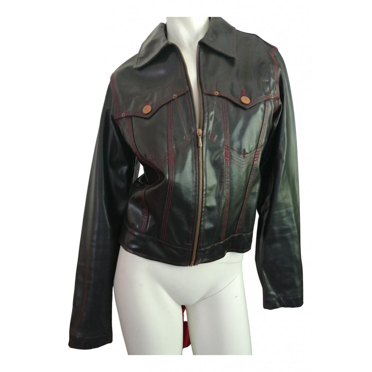 Jean Paul Gaultier \N Black jacket for Women 36 FR