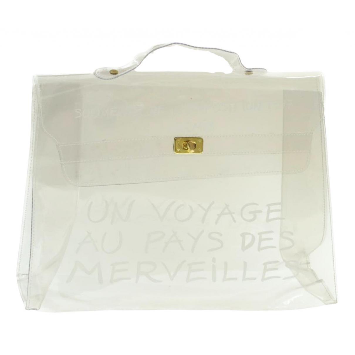 Hermes \N Handtasche in Kunststoff