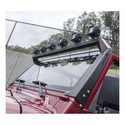 Aries Offroad Roof Light Mounting Bracket w/Crossbar - 15916