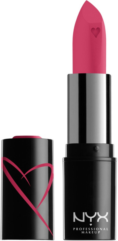 Shout Loud Satin Lipstick - 21st (hot pink)
