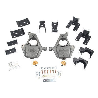 Mr. Gasket Hood & Deck Pinning Kits - With Screw-On Scuff Plates