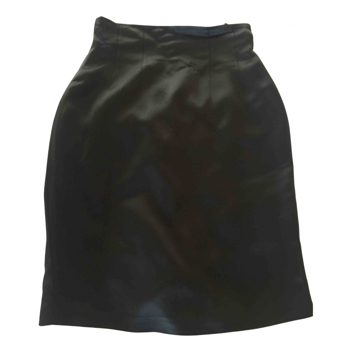 Sport Max N Black skirt for Women 36 IT