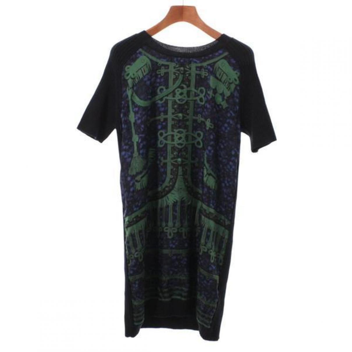 Louis Vuitton \N Green Silk dress for Women S International