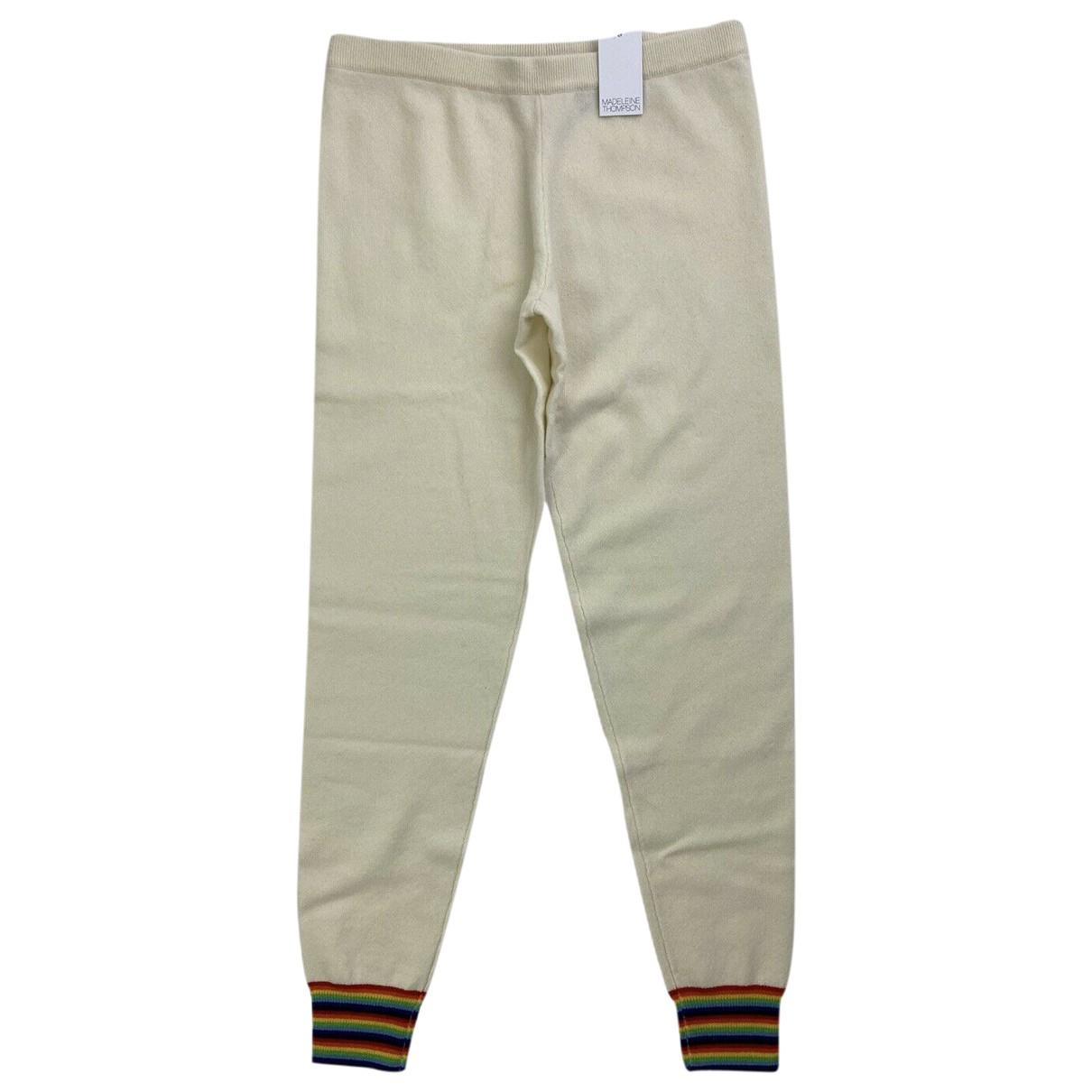 Pantalon de Cachemira Madeleine Thompson