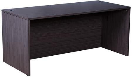 N102-DW Desk Shell  66