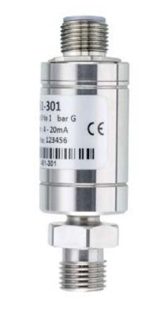 RS PRO Pressure Sensor, 8psi Max Pressure Reading Analogue