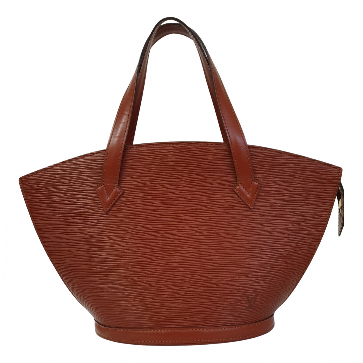 Louis Vuitton Saint Jacques Brown Leather handbag for Women \N