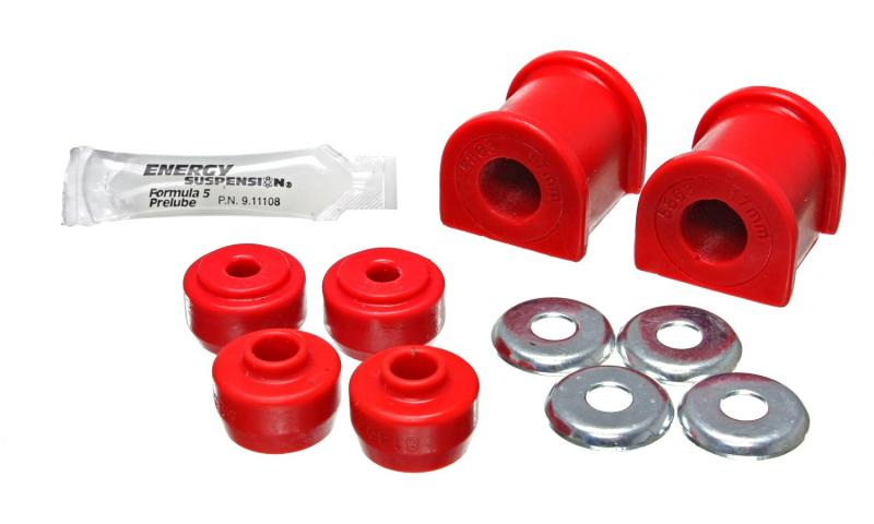 Energy Suspension 8.5136R Sway Bar Bushing Set Rear