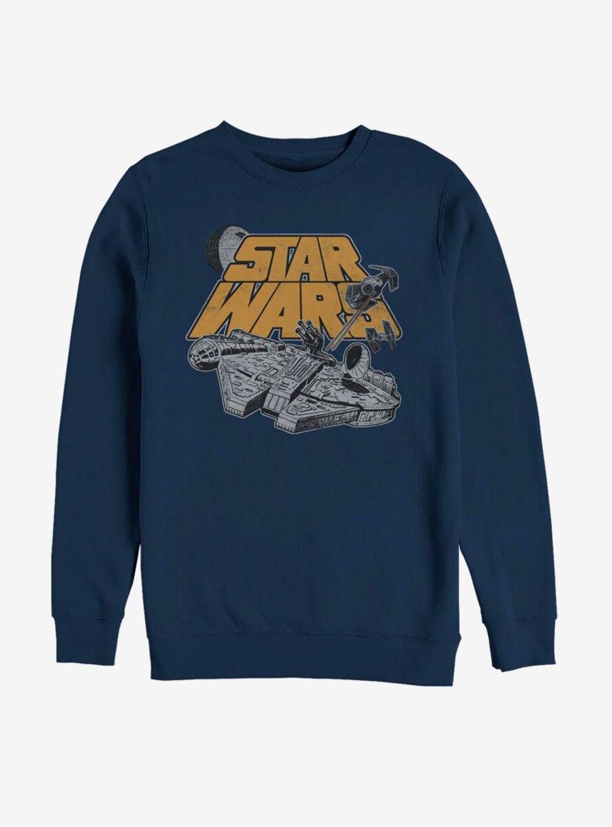 Star Wars Heated Chase Sweatshirt
